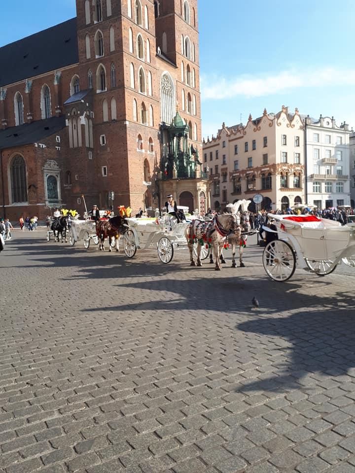 Jesienny wypad do Krakowa