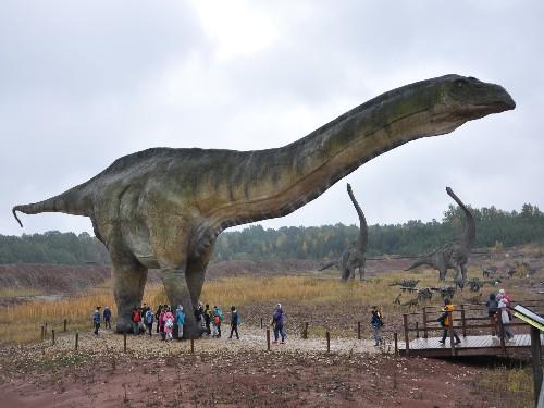 Krasiejów – kraina dinozaurów i wspomnienie epoki wulkanów