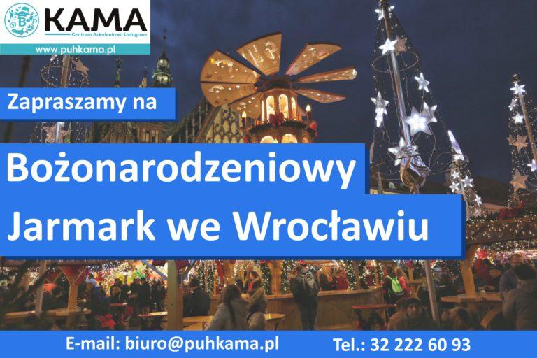 Bożonarodzeniowy Jarmark we Wrocławiu