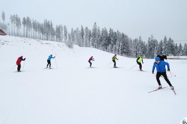Wyjazd na narty biegowe