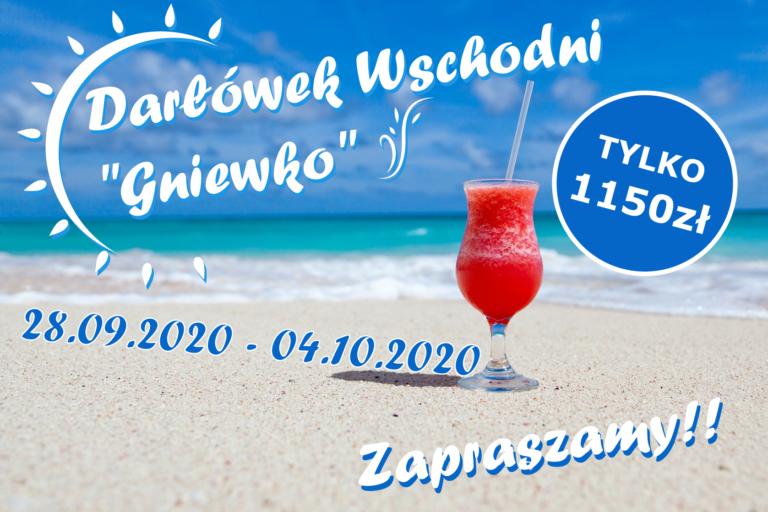 """Darłówek Wschodni """"Gniewko"""""""